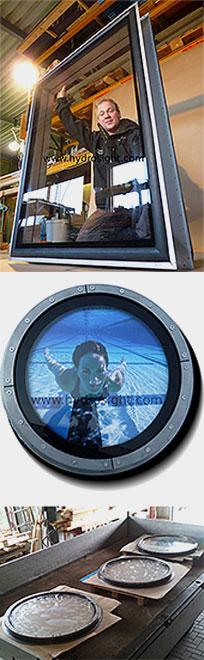 Подводное окно