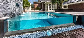 Элитный домашний бассейн