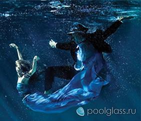 шоу под водой