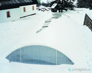 Зимняя консервация бассейна