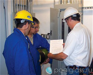 Инструктаж по технике безопасности на стройплощадке