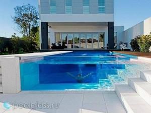 Роскошный бассейн в Мельбурне