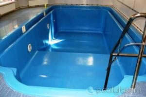 Защита бассейна от протекания