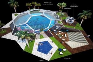 Swimarium – виртуальная реальность в бассейне