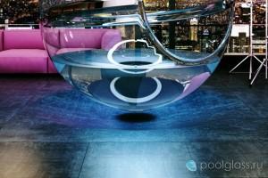 Сферическая ванна