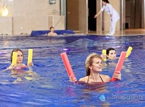 Разделительная перегородка для бассейнов